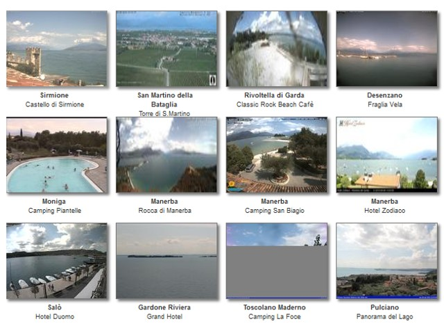 Webcam Lake Garda
