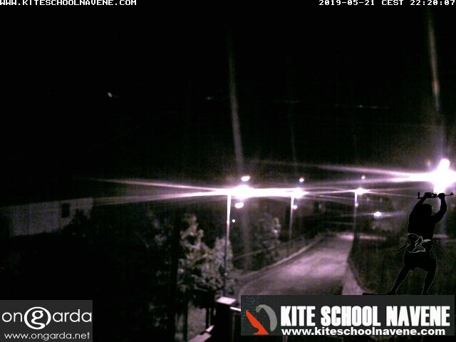 Webcam Malcesine, Kite School Navene (Cam 1)