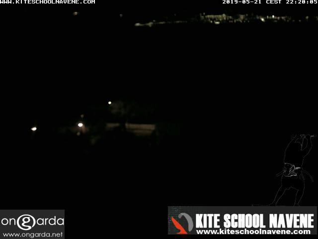 Webcam Malcesine, Kite School Navene (Cam 2)