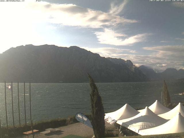 Webcam Malcesine, Fraglia Vela