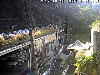 Webcam Malcesine, WWWind Square