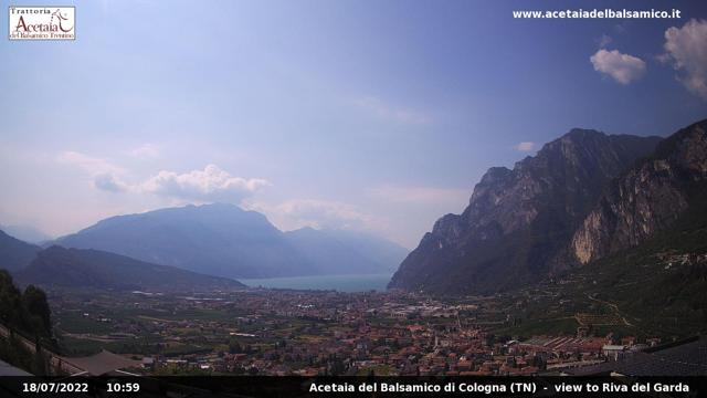 Webcam Riva del Garda, Cologna