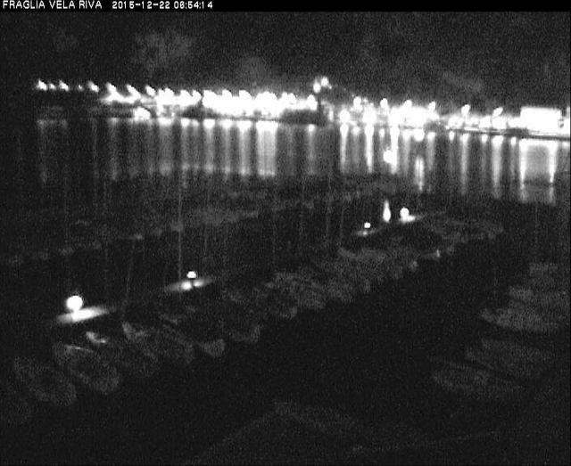 Webcam Riva del Garda, Fraglia Vela