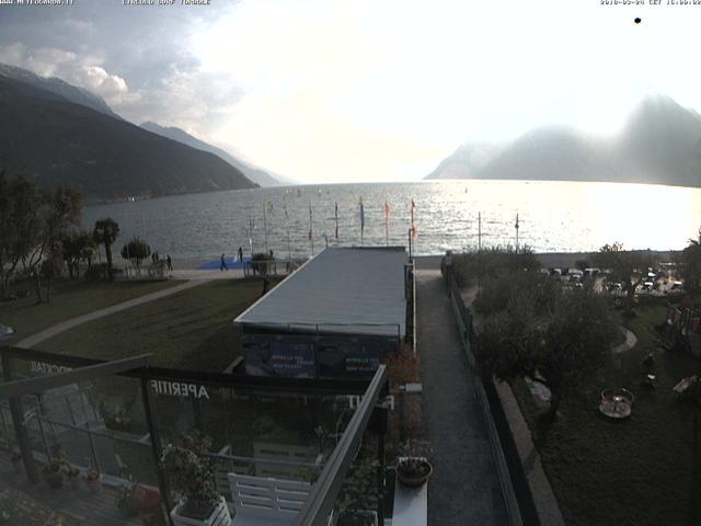Webcam Torbole, Circolo Surf